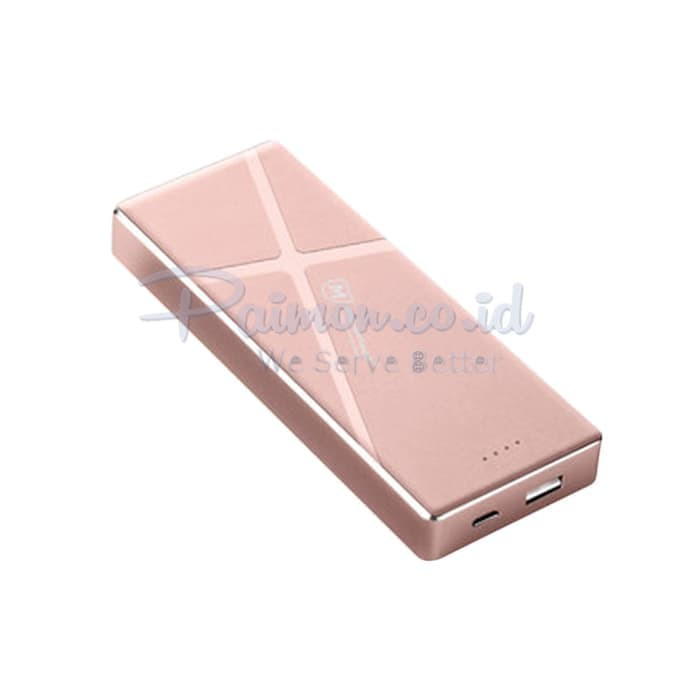 Foto Produk Micropack Power Bank PB-7200 Li-Polymer rose gold dari RedSkyonline