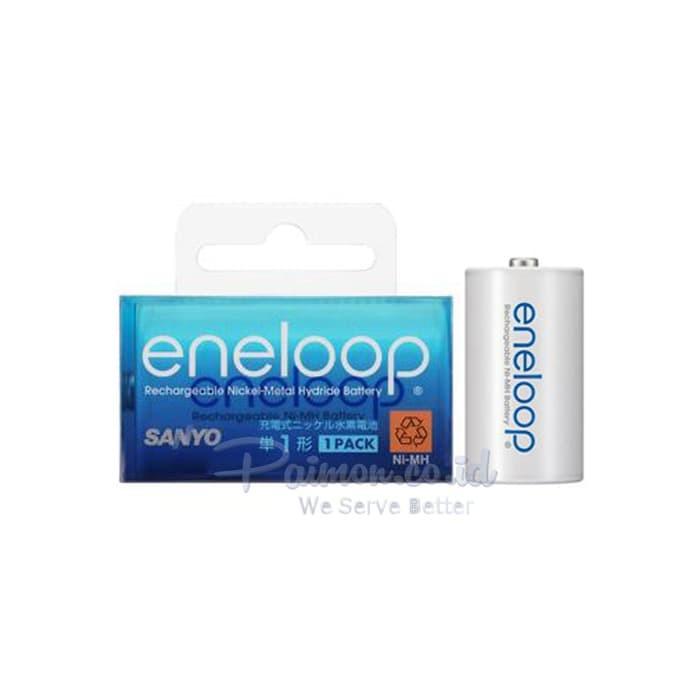Foto Produk Eneloop baterai C 3200 mah bp1 sanyo dari RedSkyonline