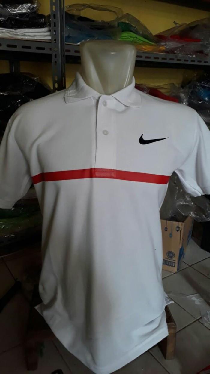 Jual Polo Shirt Baju Kaos Kerah Red List Nike Murah Stutmanstore