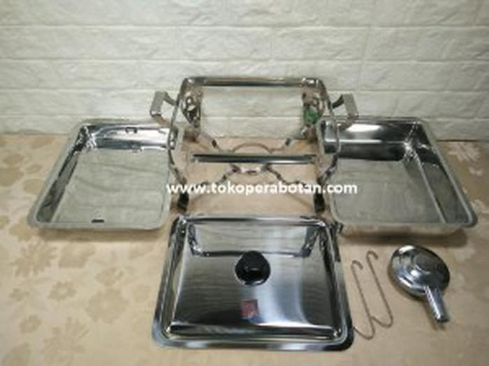 Pemanas Makanan Maspion - small - Pan with Stove Limited