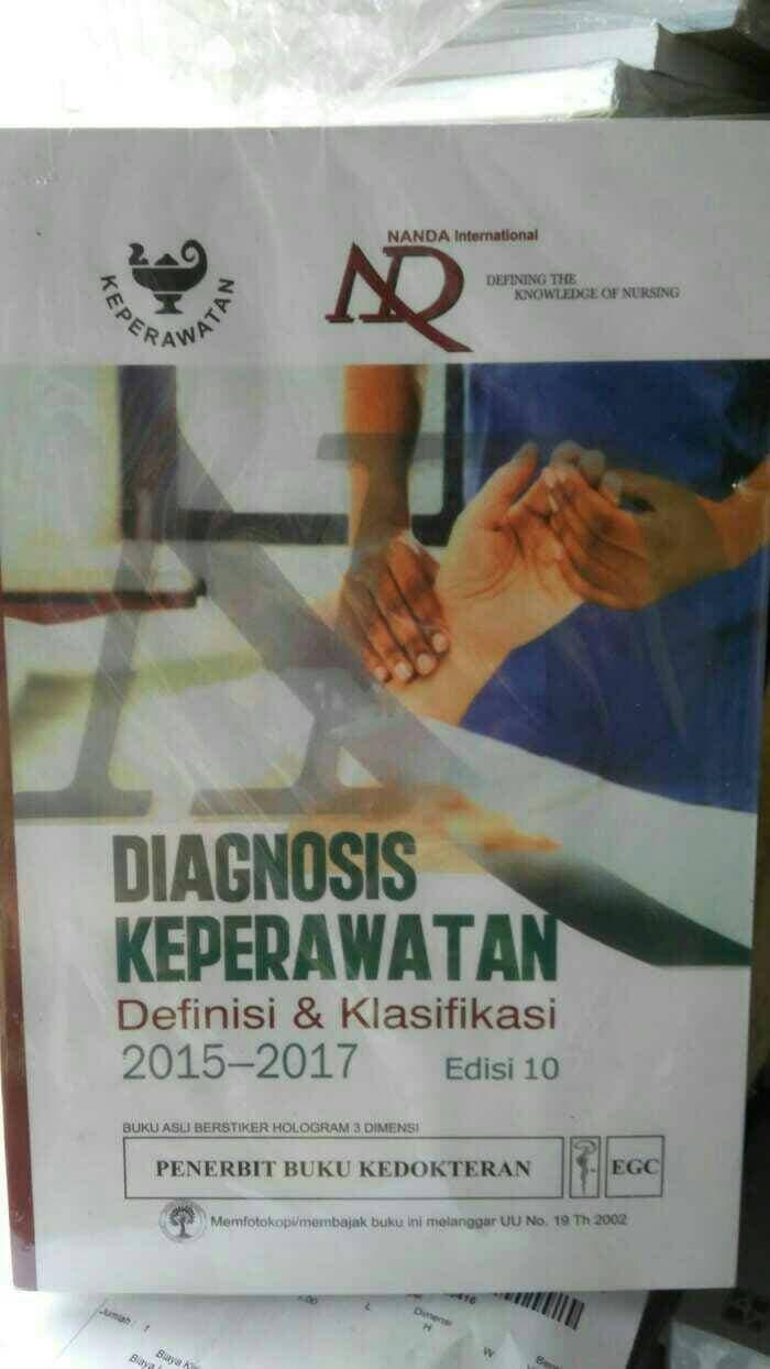Buku Psikiatri diagnosis keperawatan 2015-2017.edisi 10.