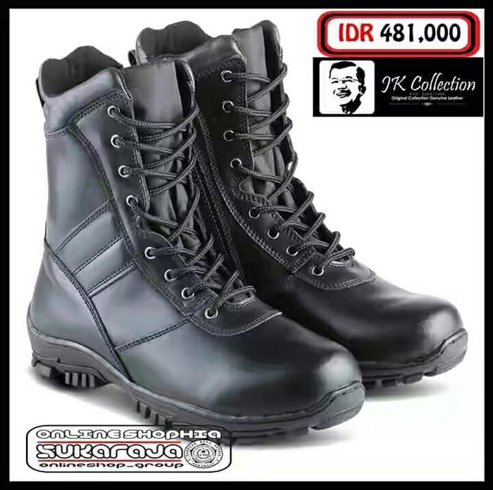 Jual Sepatu Boots Bikers Kulit Boot Touring Motor Country