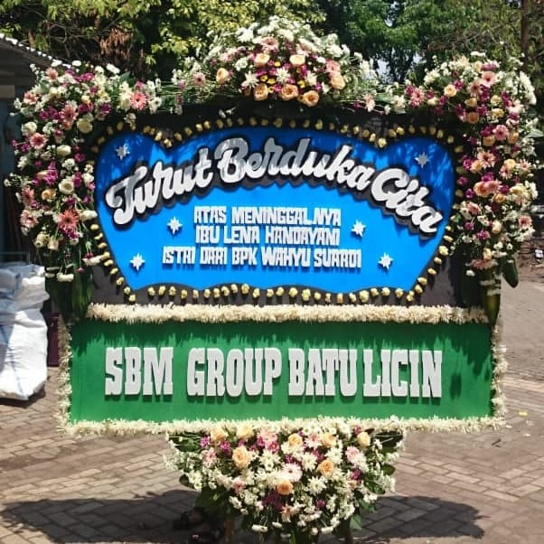 Jual Bunga Papan Duka Cita Bandung Karangan Bunga Duka Bandung Murah Kota Bandung Bougenvilledecoration Tokopedia
