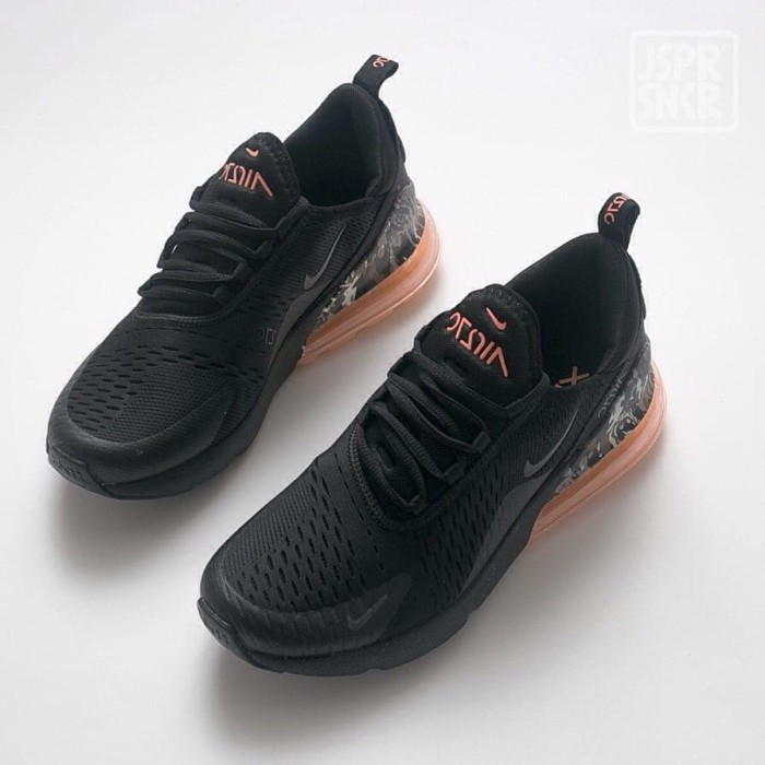 a5d2590125 Jual Nike Air Max 270 - Black Camo Sunset - Jasper Sneakerz | Tokopedia