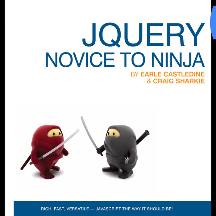 Jquery Novice To Ninja Ebook