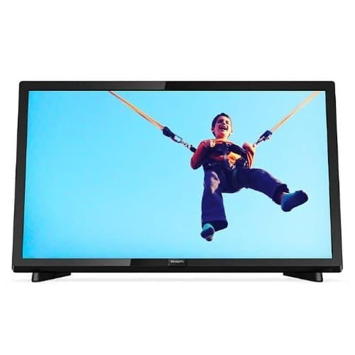 harga Led tv philips 22pft5403 22inc Tokopedia.com