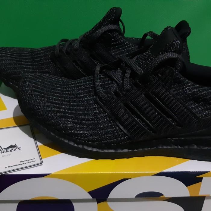 new concept dc044 f295d Jual UltraBoost 4.0 Triple Black LTD RARE!! | 100% original ultra boost -  DKI Jakarta - Sam Sneakers | Tokopedia
