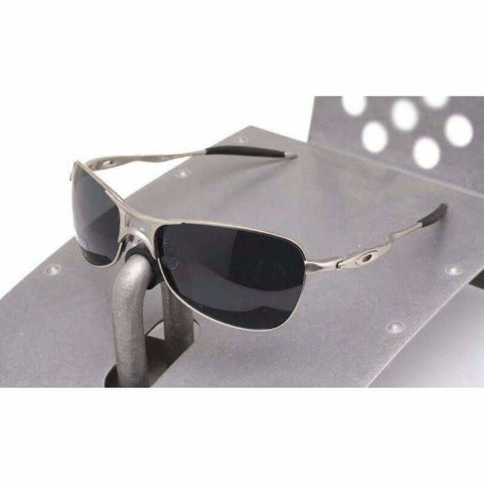 Promo Terbatas Kacamata Polarized Kacamata Oakley Crosshair 20 Black ... f1c67d2f7b