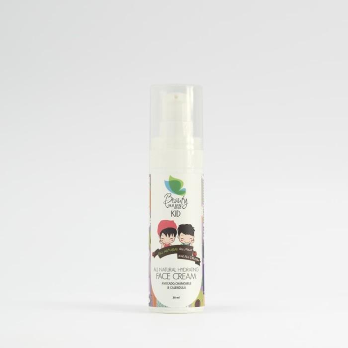 harga Beauty barn kid - face cream 30ml Tokopedia.com