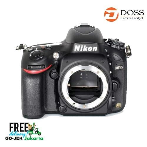 harga Nikon d610 body Tokopedia.com