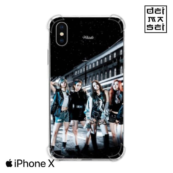 purchase cheap 138c4 27dd4 Jual BLACKPINK Whistle Casing Iphone X Anti Crack Anticrack Custom Case HP  - Kota Bandung - DEIMASEI | Tokopedia