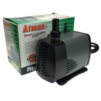 harga Atman water pump at-105 pompa celup aquarium & kolam Tokopedia.com