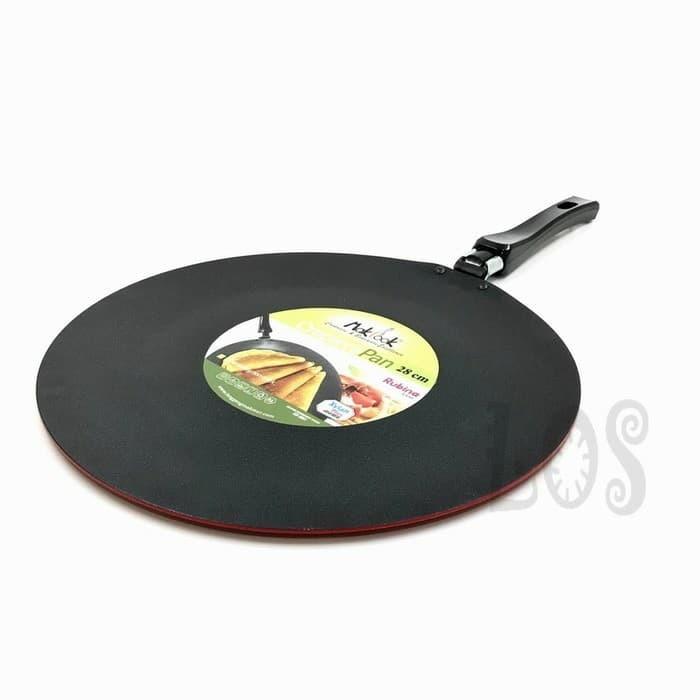 Jual Wajan Kebab 28 Crepes Crepe Burger Roti Kulit Wajan ...