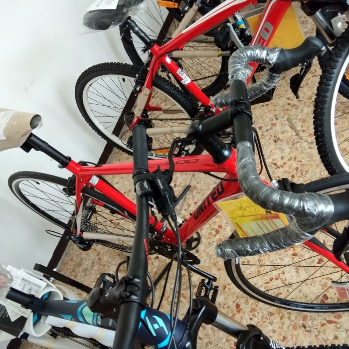 Jual sepeda balap united inertia 3.0 Kota Semarang