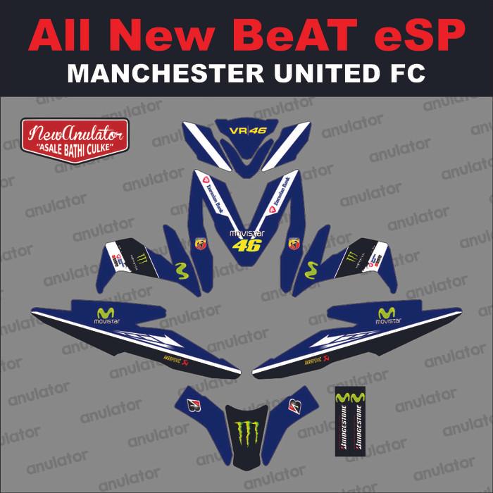 Foto Produk Sticker striping motor stiker Honda All New Beat ESP Sporty Full Body dari anulator-custom