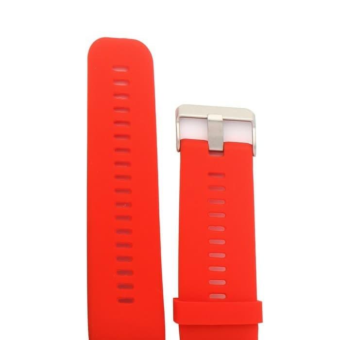 harga Tali strap band jam tangan garmin vivoactive hr red Tokopedia.com