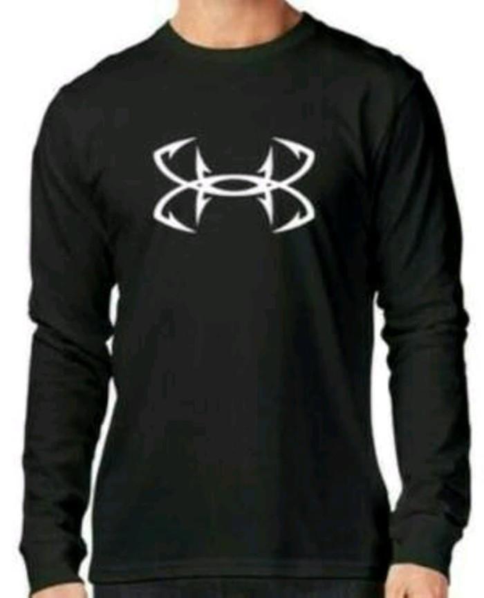 Jual t shirt baju kaos tshirt lengan panjang under armour Limited ... 27ad62dc30