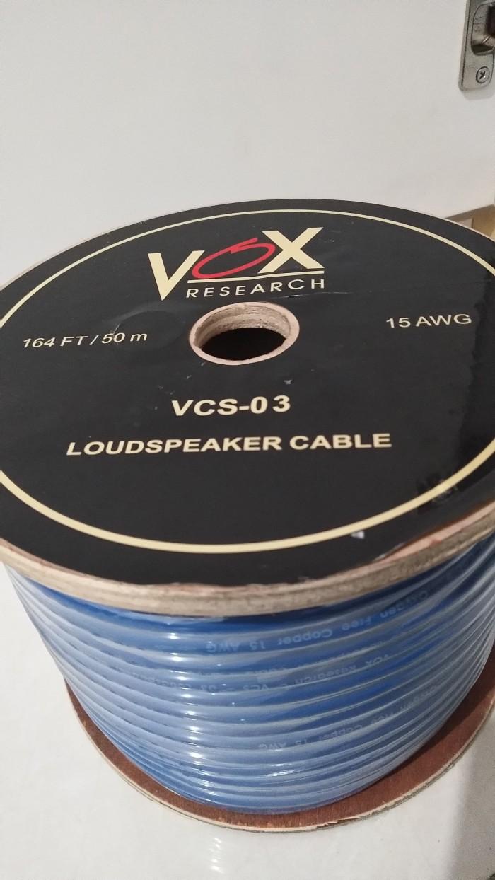 harga Kabel speaker vox 15 awg Tokopedia.com