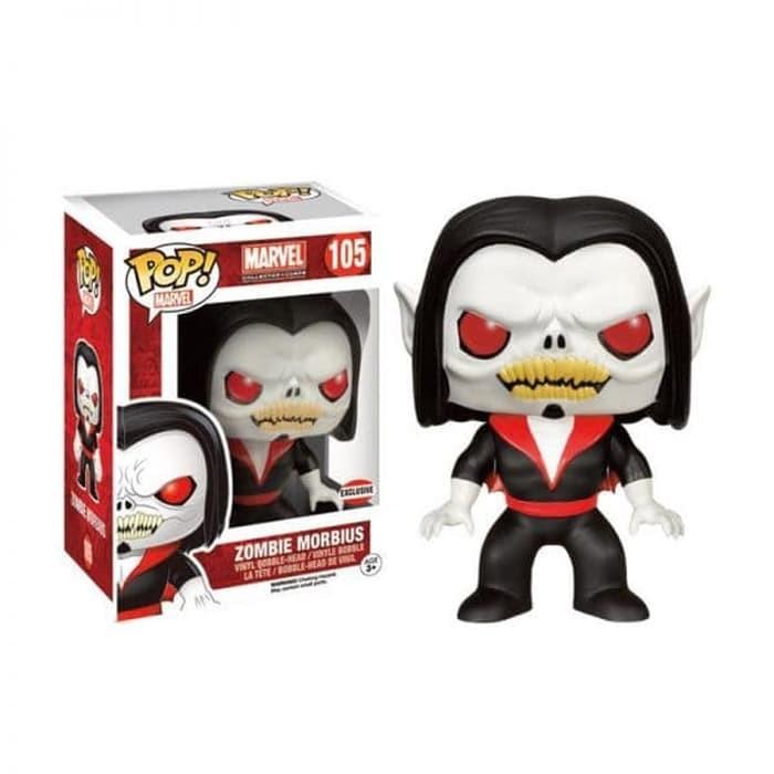 Zombie Morbius >> Jual Funko Pop Marvel Zombie Morbius Jakarta Utara Morgandalton Tokopedia