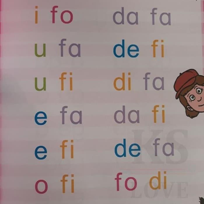 Jual Buku Buku Belajar Baca Anak Tk Paud Membaca Abcd Teknik Tanpa Jakarta Barat Mitra Bukuku Tokopedia