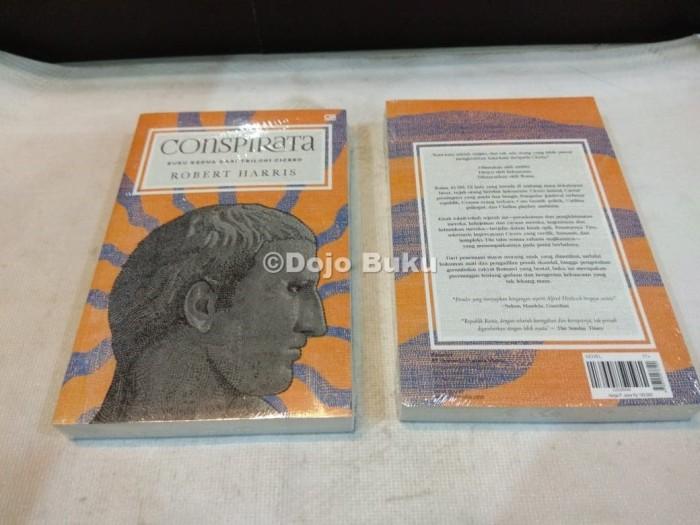 Foto Produk Conspirata - Buku Kedua dari Trilogi Cicero Robert Harris dari Dojo Buku