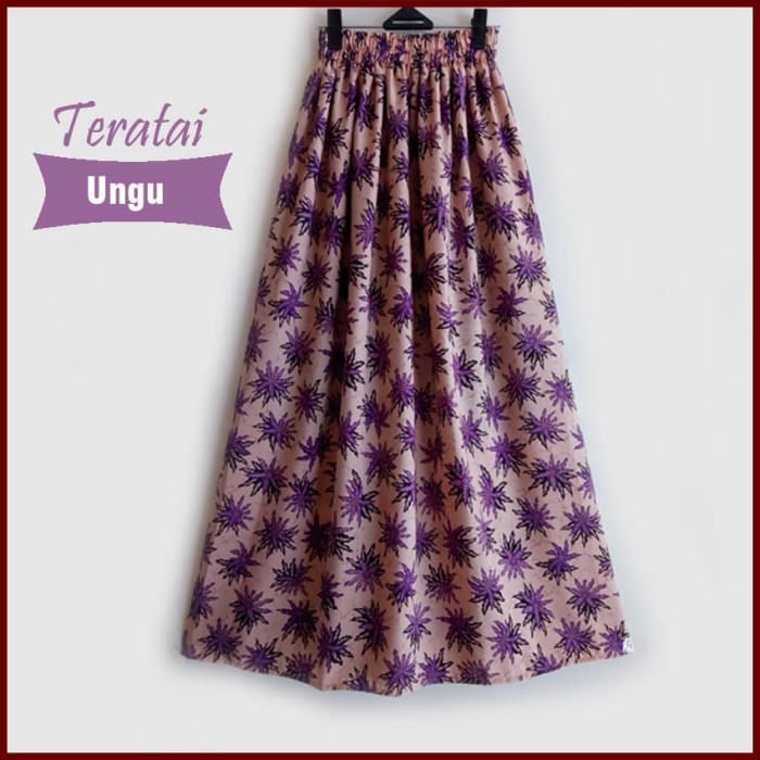 Jual Rok batik panjang motif terbaru  3ceac80920