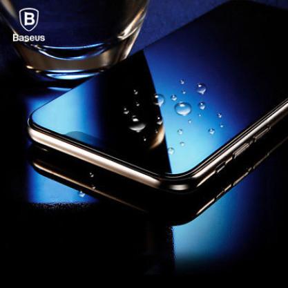 Foto Produk Iphone XS Max 100% Baseus 4D Full Tempered Glass Screen Protector dari nitacorner