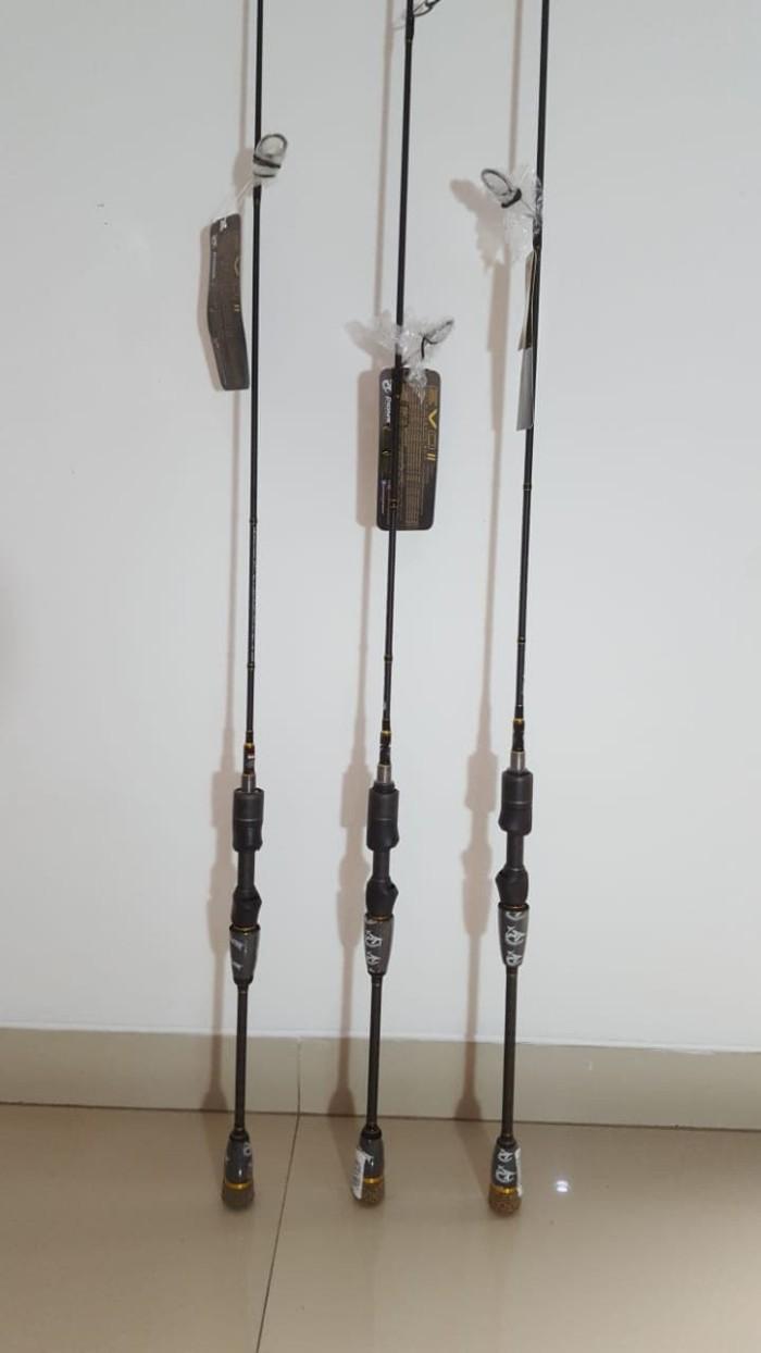 Jual Joran Pancing Pioneer Evo Ii Gen Solid Carbon Sp 60 Alat 180cm Grosir Ul