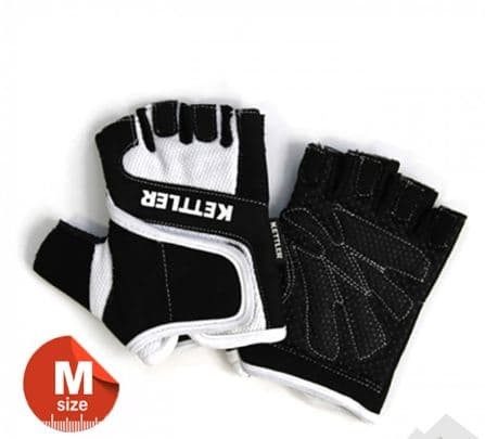 harga Sarung tangan fitness kettler training gloves - whtbk 0988 m Tokopedia.com