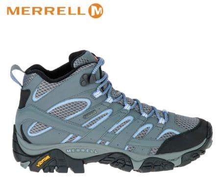 harga Sepatu gunung merrell moab 2 mid gtx grey j06066 ukuran 7 Tokopedia.com