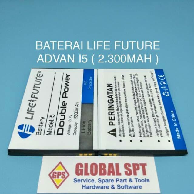 FOR ADVANCE I5 LF / BATERAI / BATERE / BATRE / BATERRY ADVAN I5