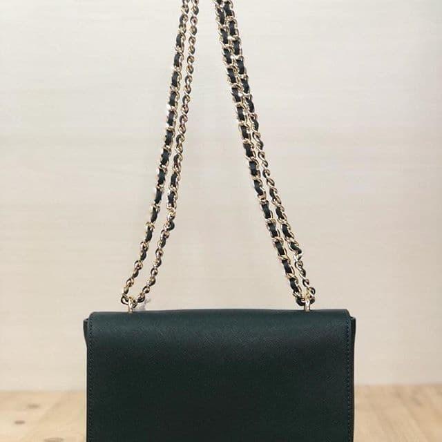 666fef70ff45 Jual Tas tory burch original - Tb emerson shoulder bag jitney green ...