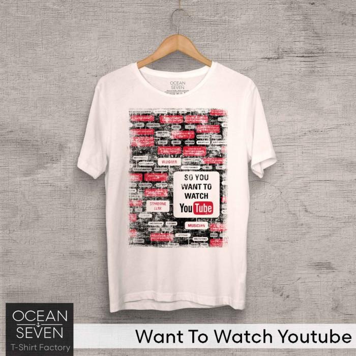Mejikuu Kaos Distro Youtube Baju Pria Baju Wanita Baju Distro 01 ... fe9e674c06