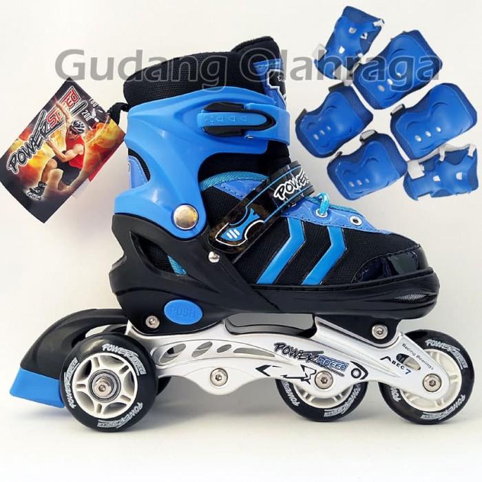 Jual Sepatu Roda BAJAJ   Power Superb Inline Skate Model BAJAJ ... e265586069