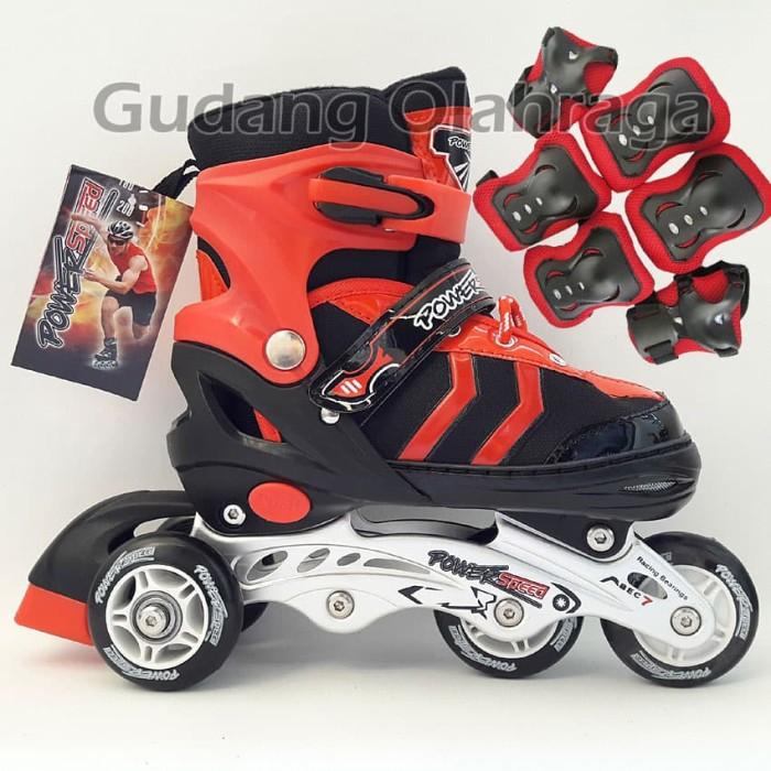 Jual Sepatu Roda BAJAJ   Power Superb Inline Skate Model BAJAJ ... 3b5f66e368