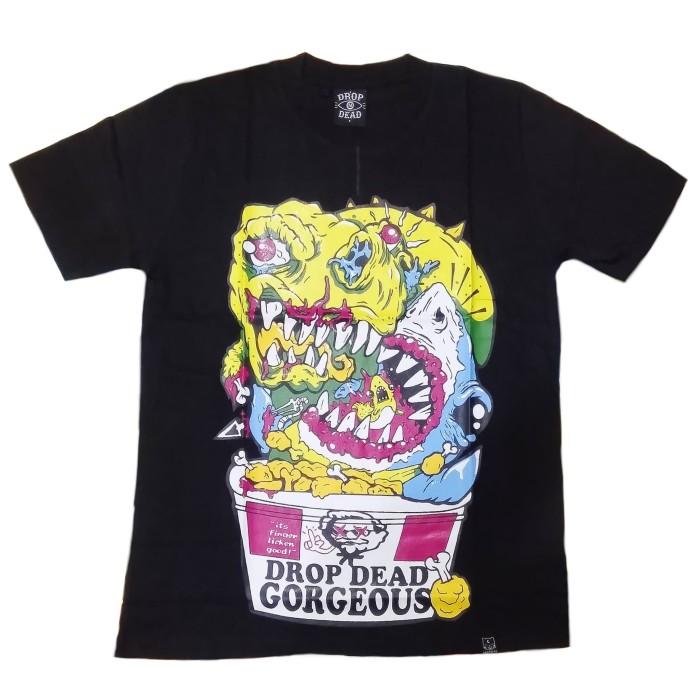 harga Tshirt / kaos dropdead its finger (premium edition) Tokopedia.com