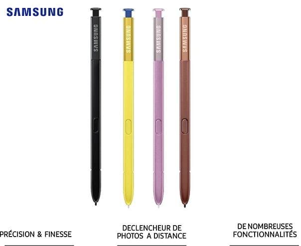 Foto Produk stylus note 9 SAMSUNG S Pen Galaxy Note 9 Original - Hitam dari Original 100% Asli