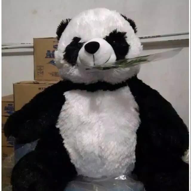 Jual Boneka panda size XL - dzarshop17  44586ea2dd