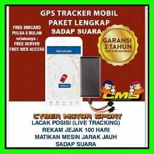 GPS TRACKER MOBIL PAKET KOMPLIT SADAP SUARA . UNIVERSAL. GPS Tracker