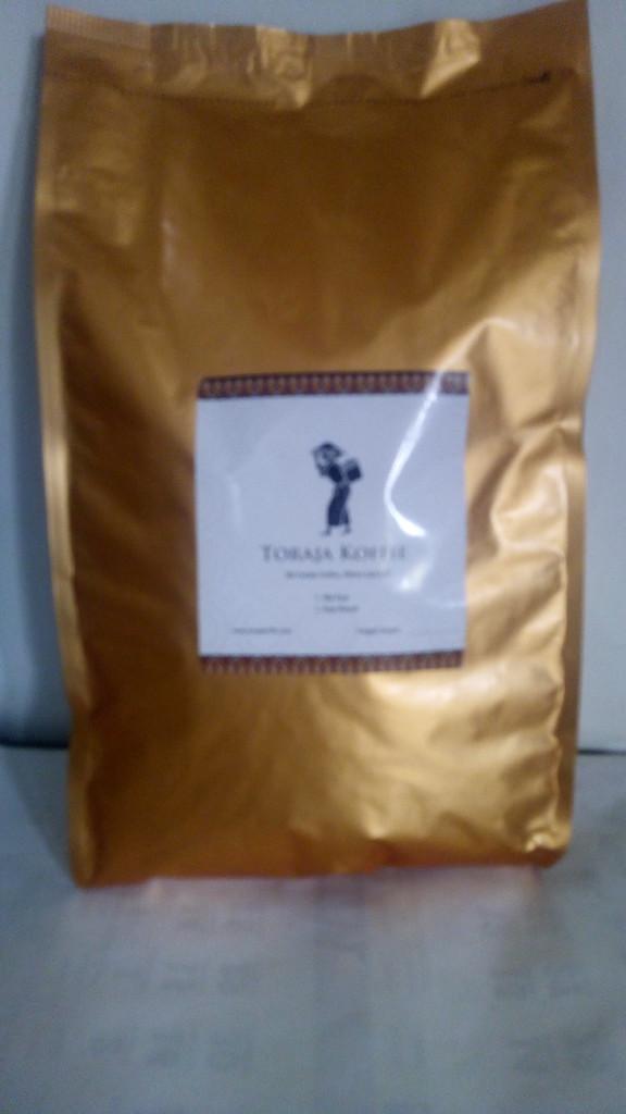 Kopi toraja mix robusta /arabica 1kg