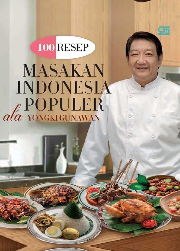 Baru  Resep Masakan Indonesia Populer Ala Yongki Gunawan