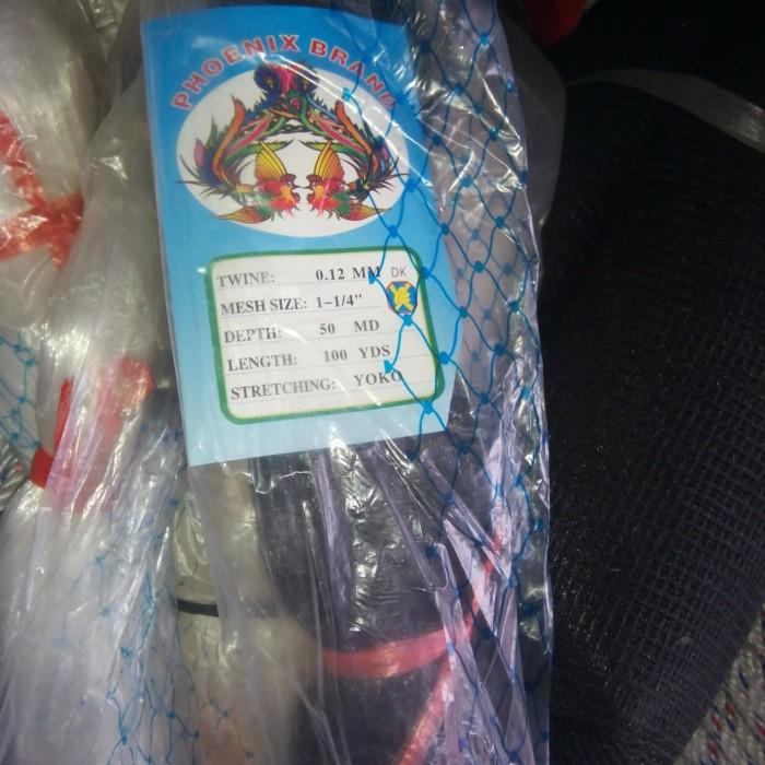 harga Jaring hitam burung 1 1/4' 012 50x100 Tokopedia.com