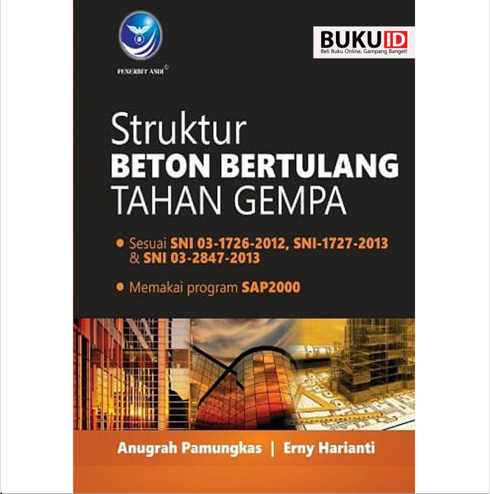 harga Buku struktur beton bertulang tahan gempa Tokopedia.com