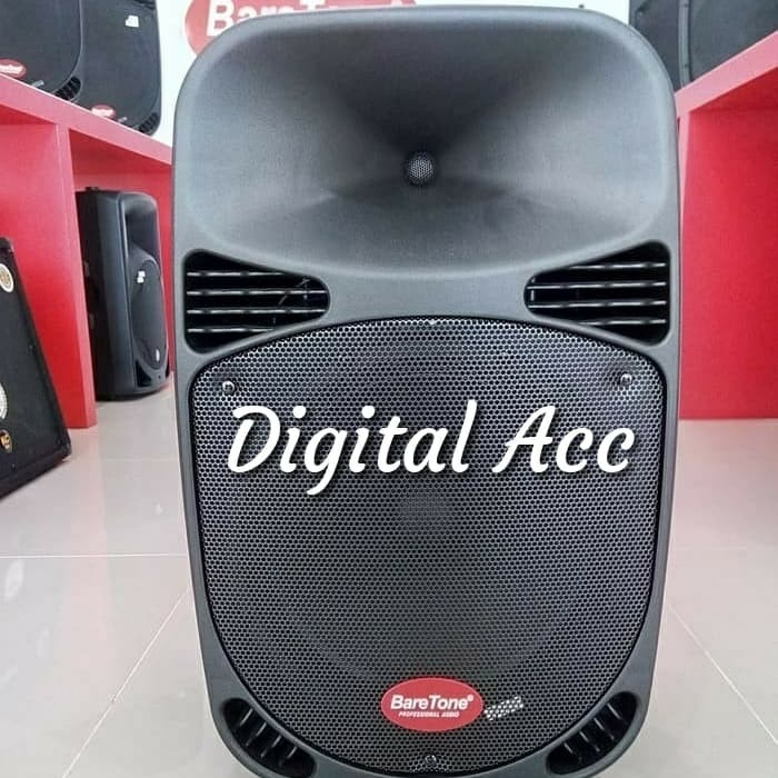 harga Speaker portable wirless baretone 12 inch Tokopedia.com