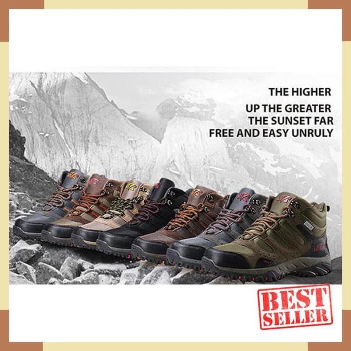 Jual Murah Sepatu Hiking   Gunung   Trekking   Outdoor Pria   Wanita ... f2ab33639d