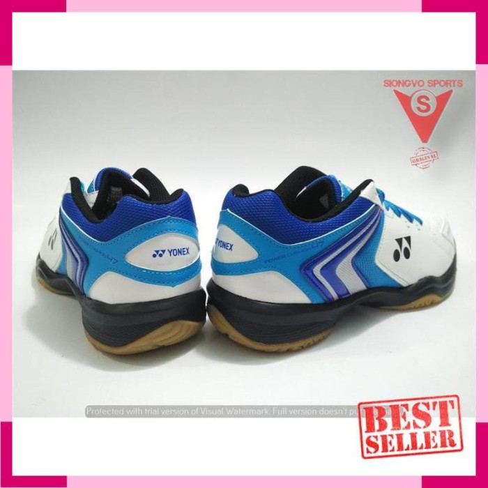 Jual Sepatu Badminton Yonex Power Cushion 47 Original Shb47ex Bl Jakarta Barat Julyani11toserba Tokopedia