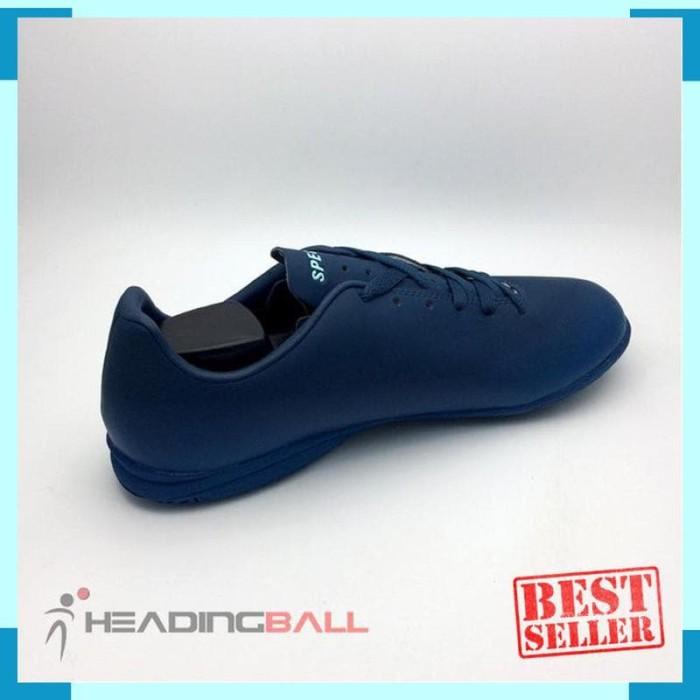 Sepatu Futsal Specs Original Eclipse IN Navy 400673 BNIB