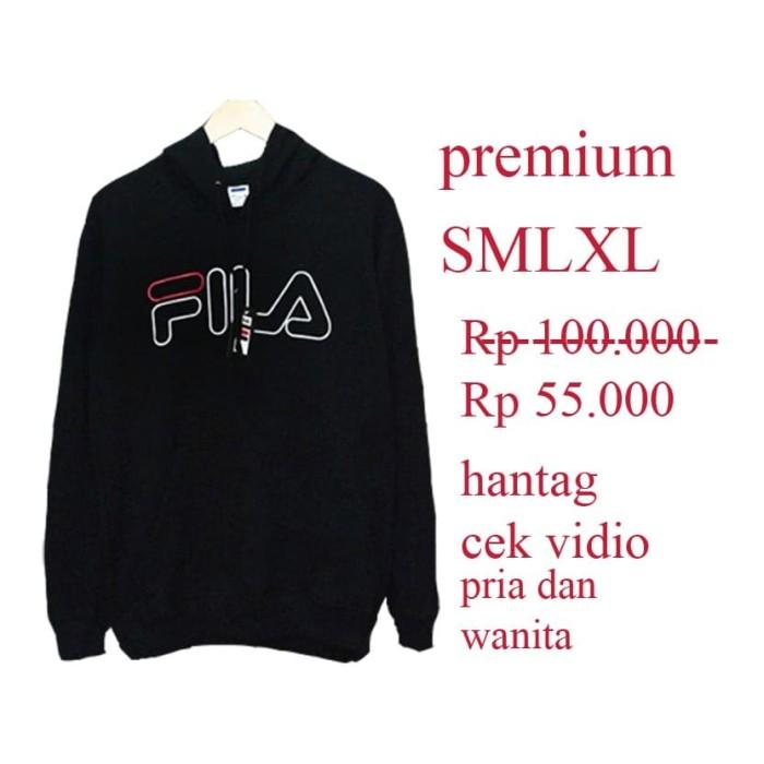 Jual Baju Sweater Fila Polos Lengan Panjang Hoodie Crop Murah Wanita · Harga  Dan Kelebihan ... 9ceaec11fd
