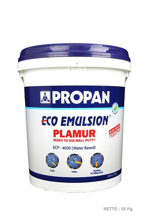 Foto Produk CAT DASAR TEMBOK PROPAN ECO EMULSION PLAMUR ECP-4030 25KG dari Perdana Paint