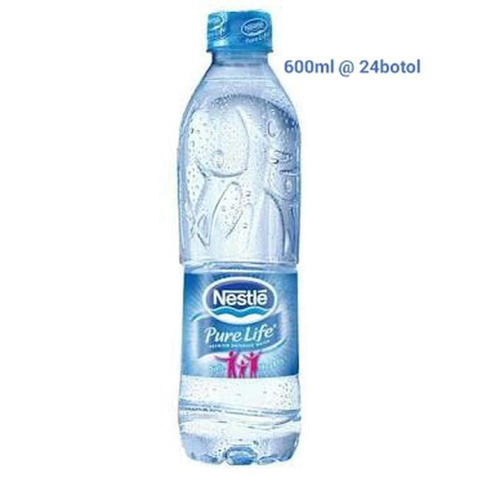 OHOME Botol Minum XX-KO H2O Water Bottle Infuser Kapasitas 650 ML - Pink.